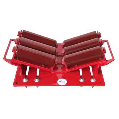 B Amp B Pipe Tools 2110hd Beam Clamp Pipe Roller 4 20 In
