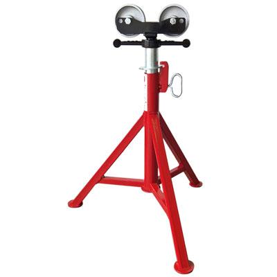 Pipe Jack w/Roller Head from Jim & Slim's Tool Supply ...   400 x 400 jpeg 15kB