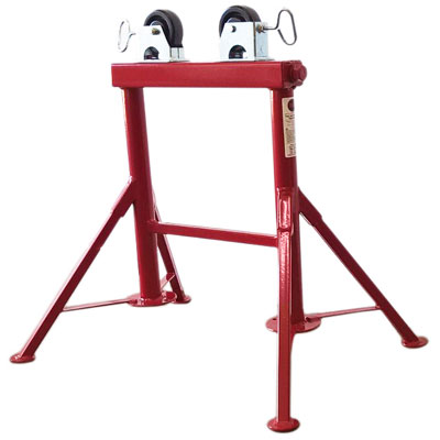 Folding Jack Stands >> Pipe Jacks and Pipe Stands - Jim & Slims Tool Supply