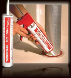Metacaulk MC 150+ 20.2 Oz. Sausage Pack General Purpose, Fire Rated Sealant (Red) (Case of 12) 66385
