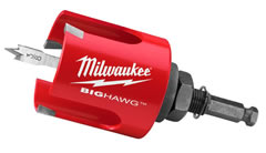 Milwaukee Electric Tools  49-56-9020 Big Hawg Cutter 3in.  49-56-9020