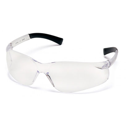 Pyramex S2510S ZTEK Safety Glasses - Clear PYR-S2510S