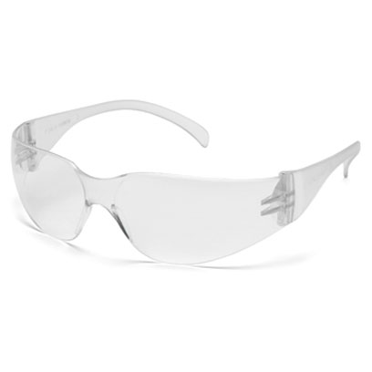 Pyramex S4110S Intruder Safety Glasses - Clear PYR-S4110S