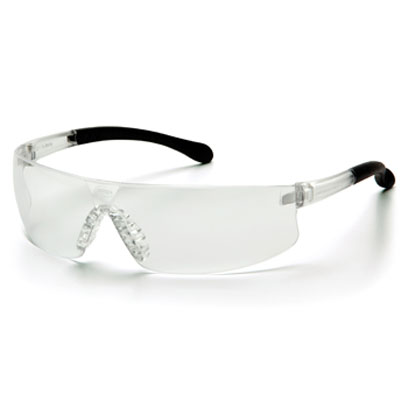 Pyramex S7210S PROVOQ Safety Glasses - Clear PYR-S7210S