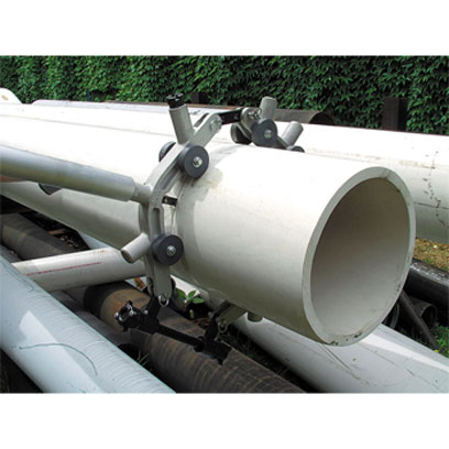 Large diameter pipe cutter