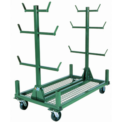 Conduit Carts & Pipe Dollies
