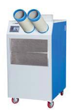 Tpi hsc 36 36 900 btu 1ph 240v portable air for Slim jim air conditioner