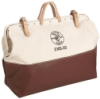 Klein - Tool Bag, Canvas, w/ Vinyl, 20in.L x 6in.W x 15in.D 5105-20