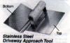 Driveway Approach Tools
