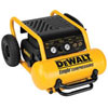 Dewalt D55146 4.5 Gallon Hand Carry/ Wheeled Compressor w /EHP Tech. D55146