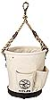 Klein - Bucket, #4 Canvas, 4 Outside Pockets 5171PS