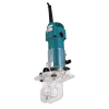 3708FC Makita Tilt Base Laminate Trimmer, L.E.D. Light 3708FC