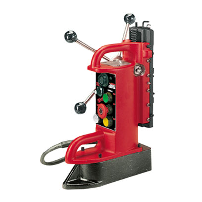 milwaukee electromagnetic drill press 4202 manual