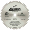 48-40-4005  Milwaukee Electric Tools - Circular Saw Blade 6-1/2 in. 60 Carbide Teeth 48-40-4005