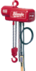 9566  Milwaukee Electric Tools 1 Ton Electric Chain Hoist 9566
