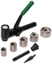 Greenlee - 09278 Speed Punch Kit, 3/4in - 2in Conduit & Quick Draw 90 Hydraulic Driver 7906SBSP