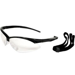 Radians AP1-11 Rad-Apocalypse Clear Anti-Fog Safety Glasses AP1-11