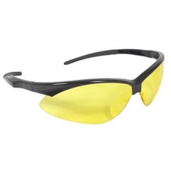 Radians AP1-40 Rad-Apocalypse Amber Safety Glasses AP1-40