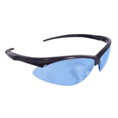 Radians AP1-B Rad-Apocalypse Light Blue Safety Glasses AP1-B
