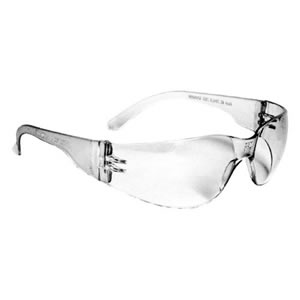 Radians MR0110ID Mirage Clear Safety Glasses MR0110ID