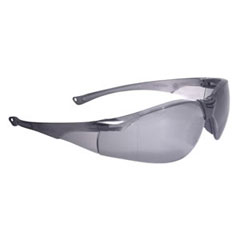 Radians SO1-60 Sonar Silver Mirror Safety Glasses SO1-60