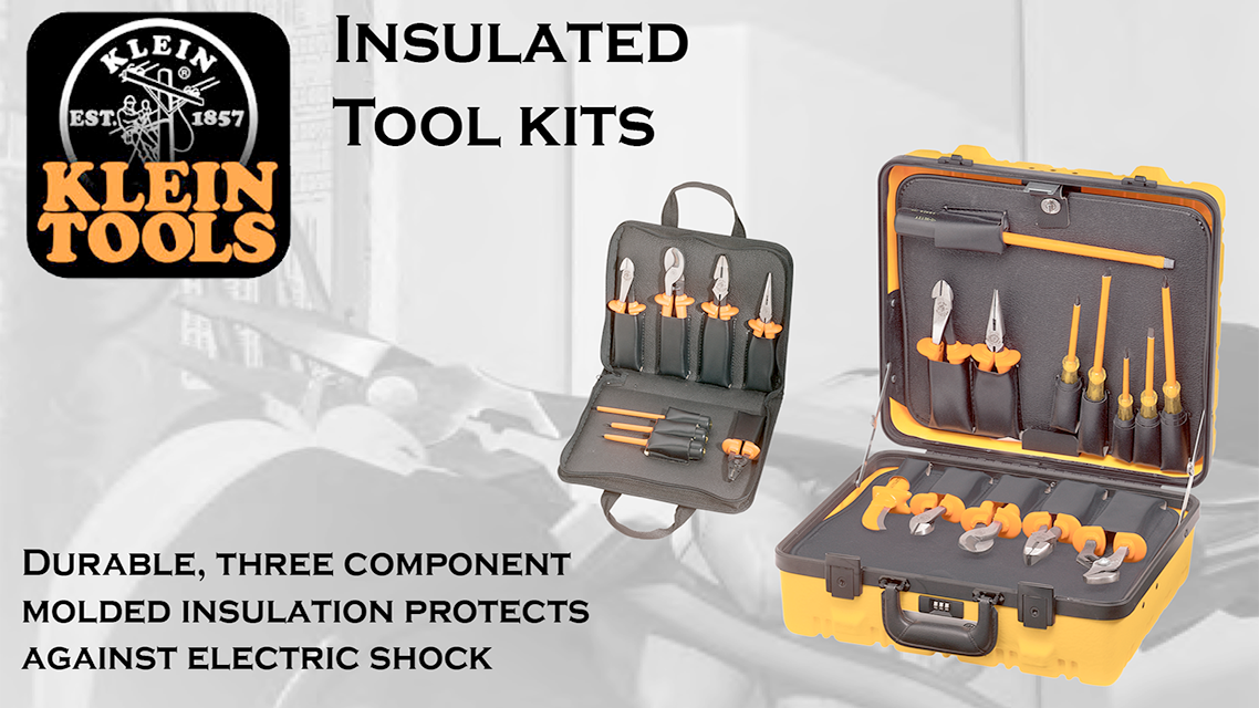 Klein Insulated Tool Kits