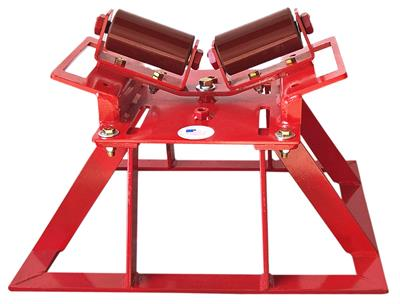 B&B Pipe Tools 2115 Pipe Launcher Stand 4-20 in. Pipe 2115