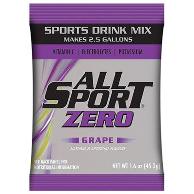 All Sport Zero 2.5 gal Powder, Grape ALL-FASPOWGRZ
