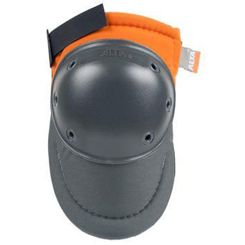 Alta Industries  50950.5 AltaPRO GEL Knee Pads, Gray/Orange w/AltaGRIP ALT-50950.50