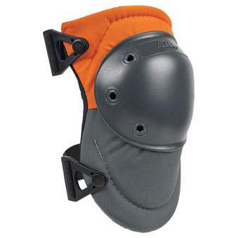 Alta Industries  50953.5 AltaPRO GEL Knee Pads, Gray/Orange w/AltaLOK ALT-50953.50