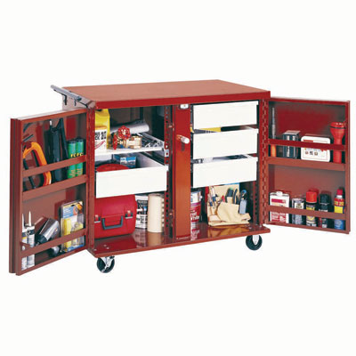 Heavy Duty Rolling Work Benches