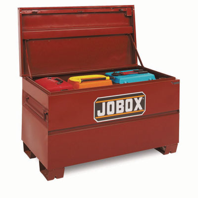 Heavy Duty Job Site Storage Chest
