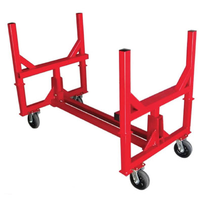B&B 2031 Bundle Pipe Cart   2031