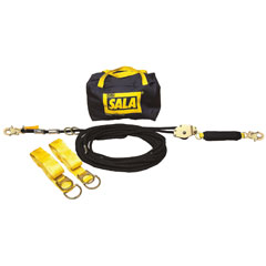 DBI Sala 7600510 - Sayfline Synthetic Horizontal 100ft Lifeline System 7600510