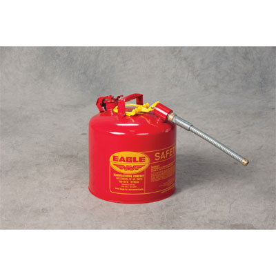 Safety Cans, Flamable Storage and Spill Containment