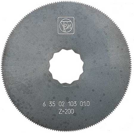 Fein - HSS Saw Blade - 2-1/2in - 5 PACK 63502102070