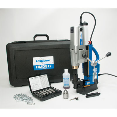Hougen HMD917 Magnetic Drill with 2 Speeds HOU-0917109