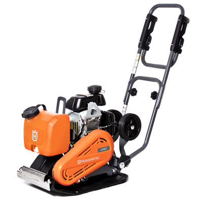 Husqvarna LF60-LAT 14in Plate Compactor with Honda 967854801