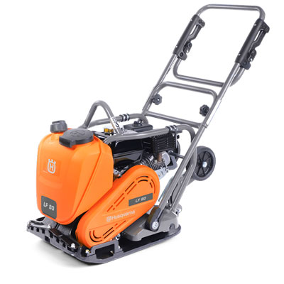 Husqvarna LF80-LAT 17in Plate Compactor with Honda 967855002