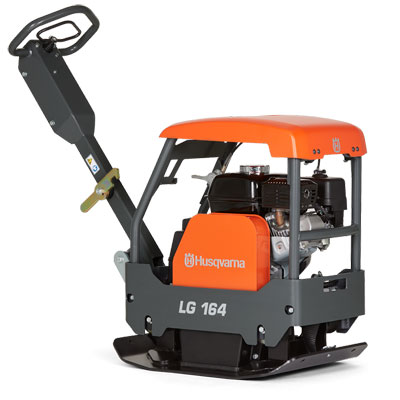 Husqvarna LG164 18in eversible Plate Compactor with Honda 967855601
