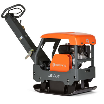 Husqvarna LG204 20in Reversible Plate Compactor with Honda 967855201