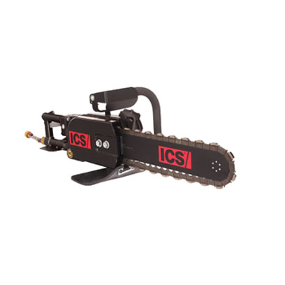 ICS 701-A Saw Package w/ 15in guidebar and Powergrit Utility Chain