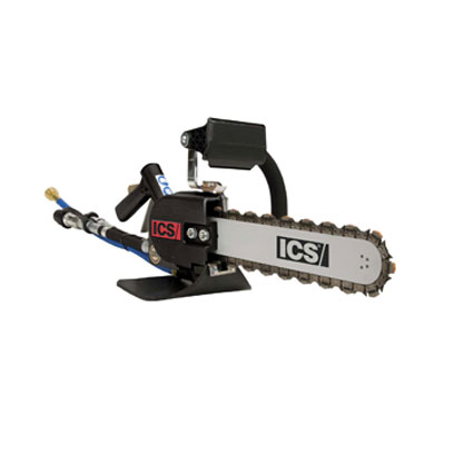 ICS 814PRO-13 Package (8gpm, w/13in guidebar & Twinpro-25 Diamond Chain) 71675