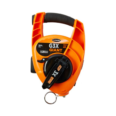 Keson G3X100 High Speed BigMouth Chalk Line Reel, 4 pk. KES-G3X100