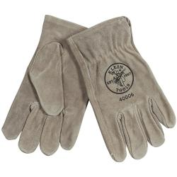 Klein 40003 Cowhide Driver's Gloves Small 40003