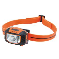 Klein 56220 LED Headlamp Flashlight with Strap for Hard Hat 56220