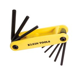 Klein 70574 Grip-It Nine Key Hex Set 2 Positions 70574