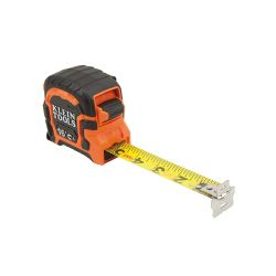 Klein 86216 16' Double Hook Magnetic Tape Measure 86216
