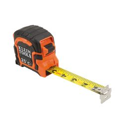 Klein 86225 25' Double Hook Magnetic Tape Measure 86225