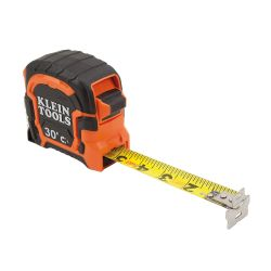 Klein 86230 30' Double Hook Magnetic Tape Measure 86230